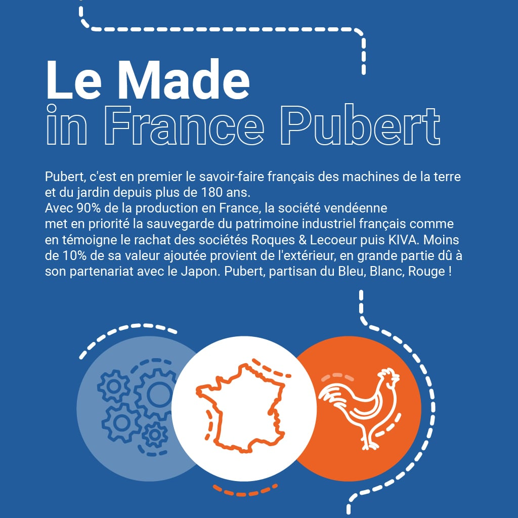 Le Made in France Pubert
